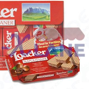 Loacker Wafer 4 x 45gr napolitana