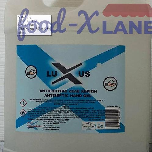 Luxus Antiseptic Hand gel 4L