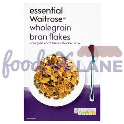 Waitrose Branflakes wholegrain 750gr