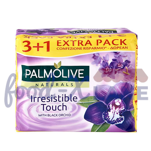 Palmolive Soap 90gr 3+1 free - Black orchid