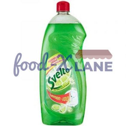 Svelto Dishwashing liquid 1L Lemon