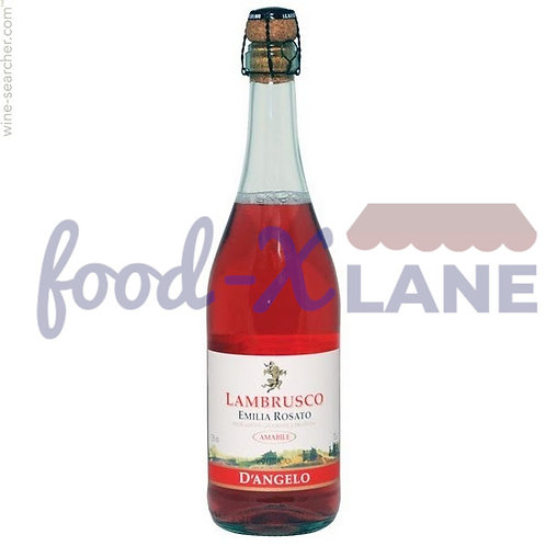 Lambrusko Emilia Rose 750ml