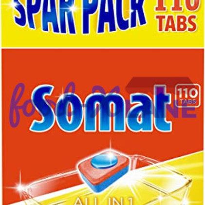 Somat Classic Tabs 110pcs 1.925kg