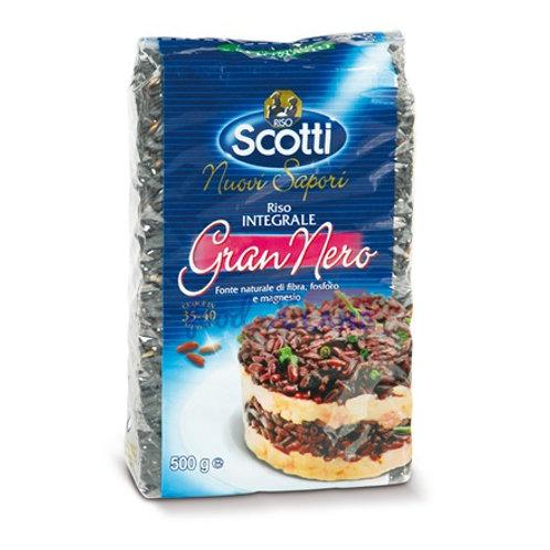 Scotti Black Rice 500gr