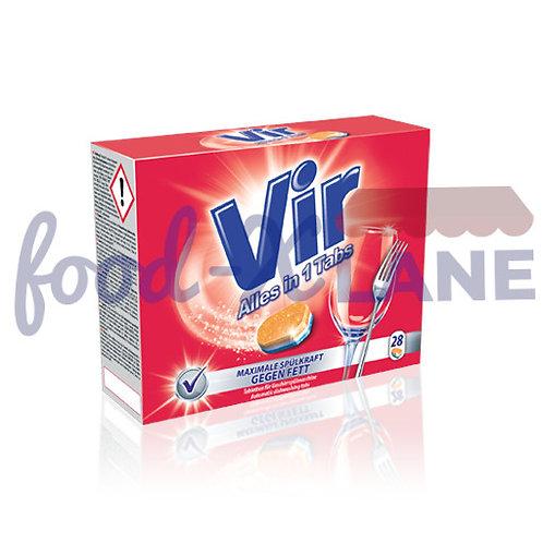Vir Dishwasher Tabs 1 x 14pcs