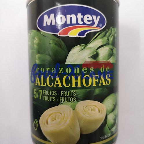 Montey Artichoke hearts 390gr