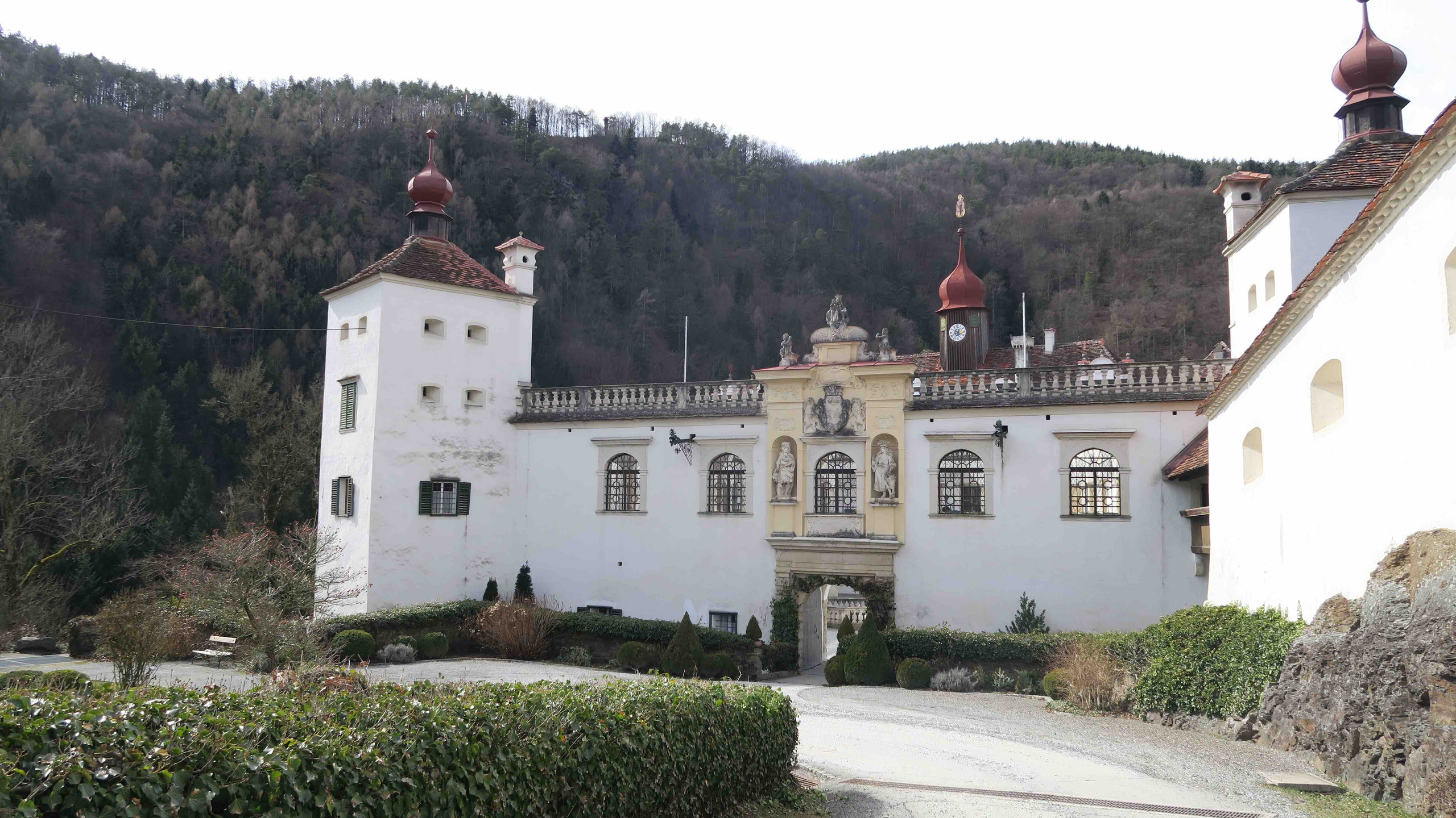 IMG_1626 Schloss Herberstein Austria 2017 Wilhelm W. Kohl kopie