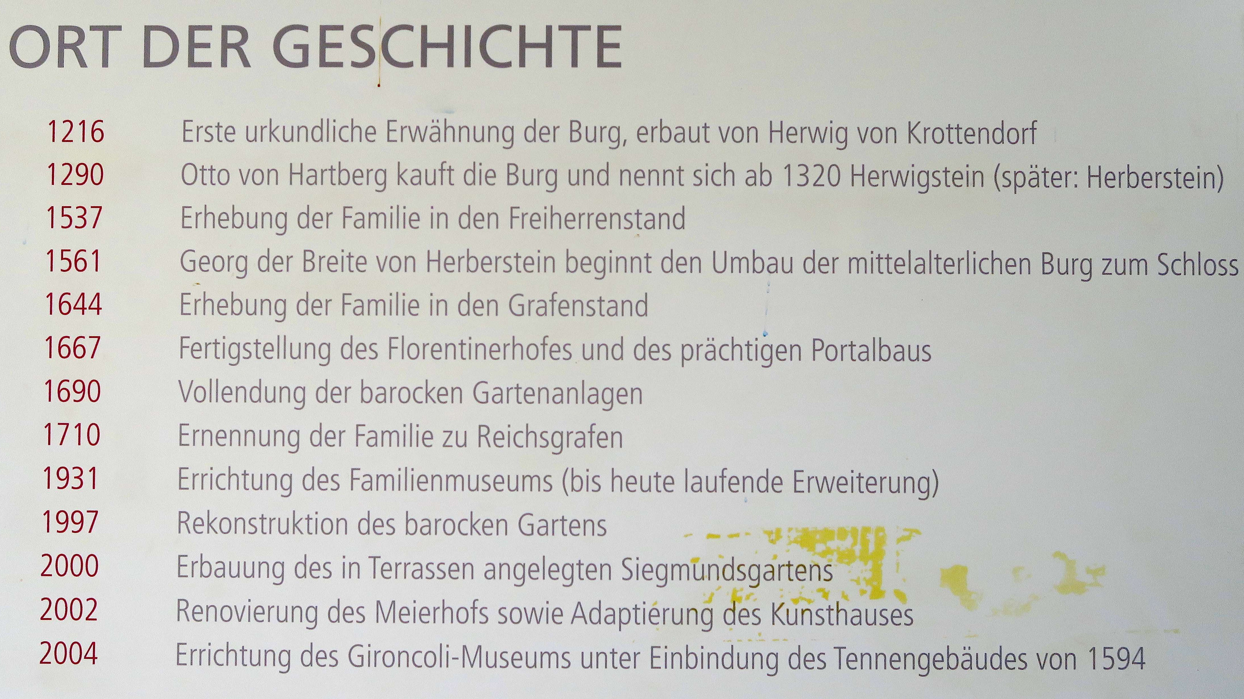 IMG_1637 Schloss Herberstein Austria 2017 Wilhelm W. Kohl kopie