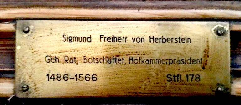 Herberstein March 2017 Wilhelm