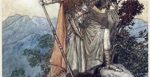 Encantamento de Brynhild para Sigurd