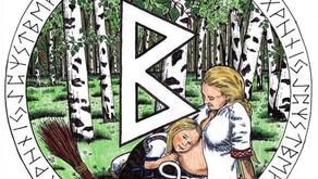 O que as runas têm a ver com sua mãe?