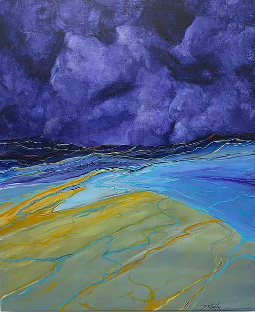 Storm Over Water