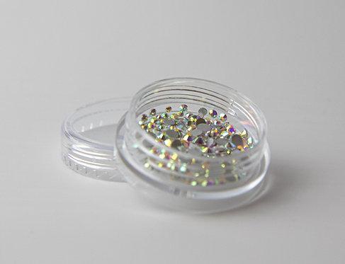 Shiny nail stones