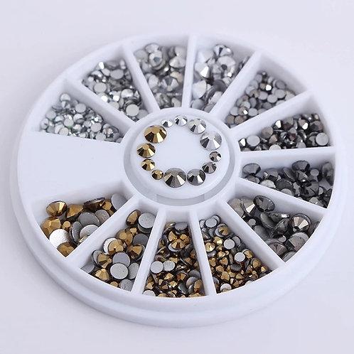 Nail stones