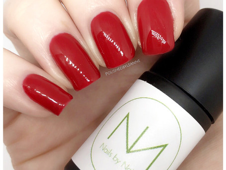 Arvamus Nails by Nature geellakkidest UK blogijalt