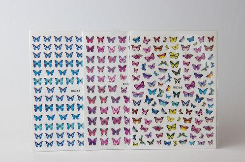 Kynsitarrat (perhoset)