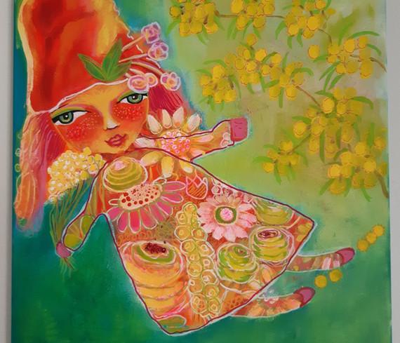 Spring by Gail Camacho