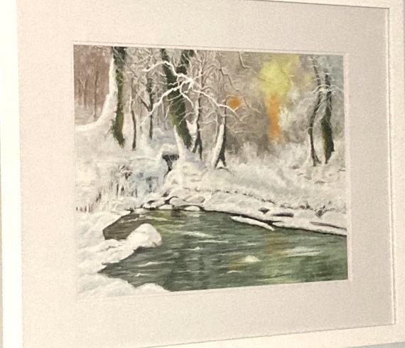 Winter Solstice by Pam Alexander