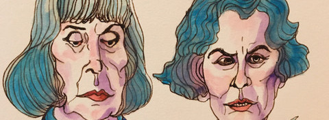 The Tripp Sisters, Spiritualists by Liz Bryden
