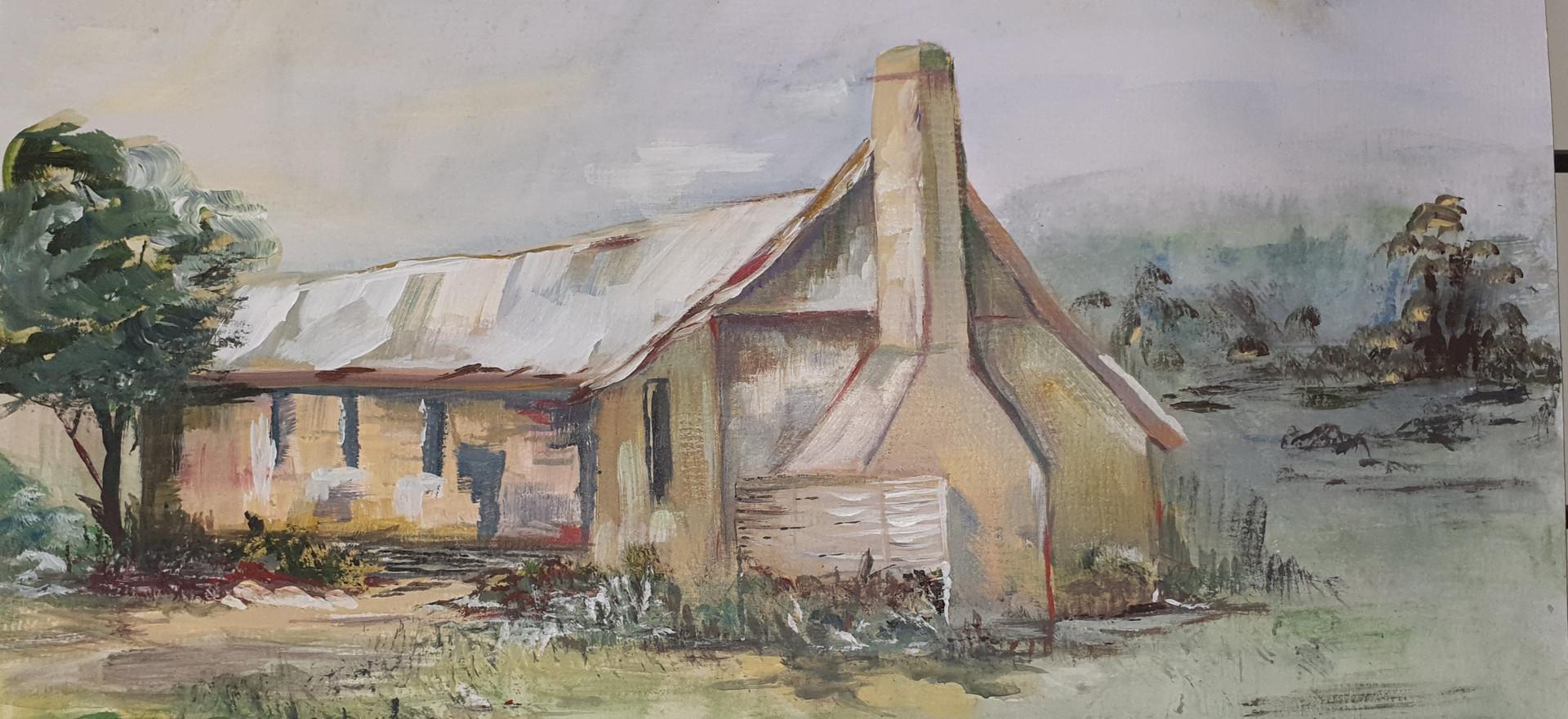 Settlers Rest - Margaret Holden