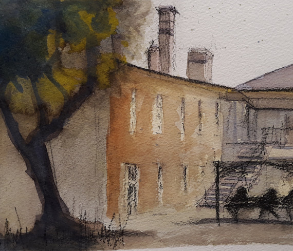 Morning at the Female Factory, Parramatta. By Grant Eyre.