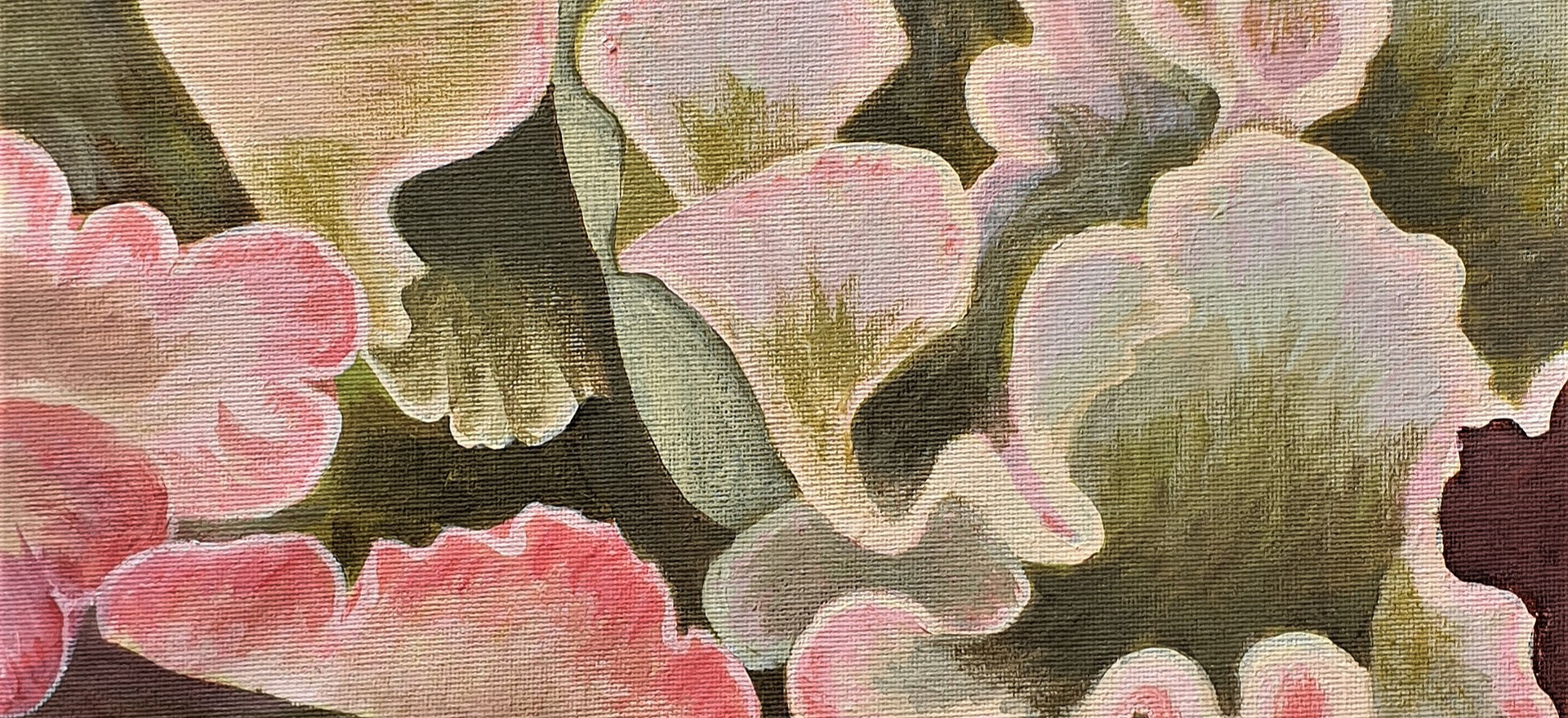 Succulent Abstract by Kerrie Lander.