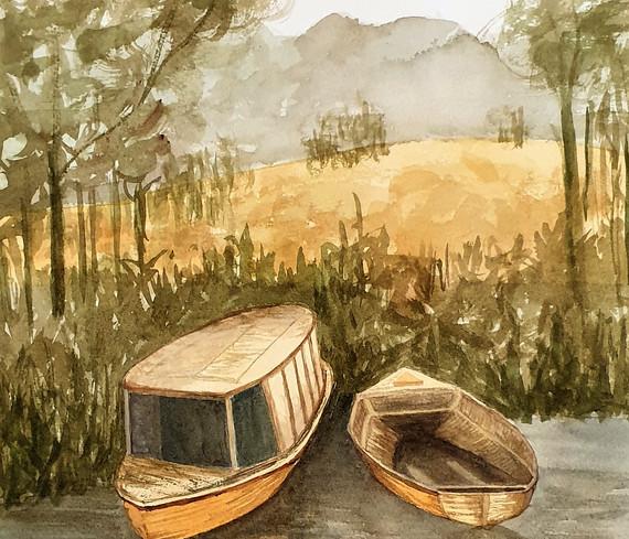 Lakeside by Kerrie Lander