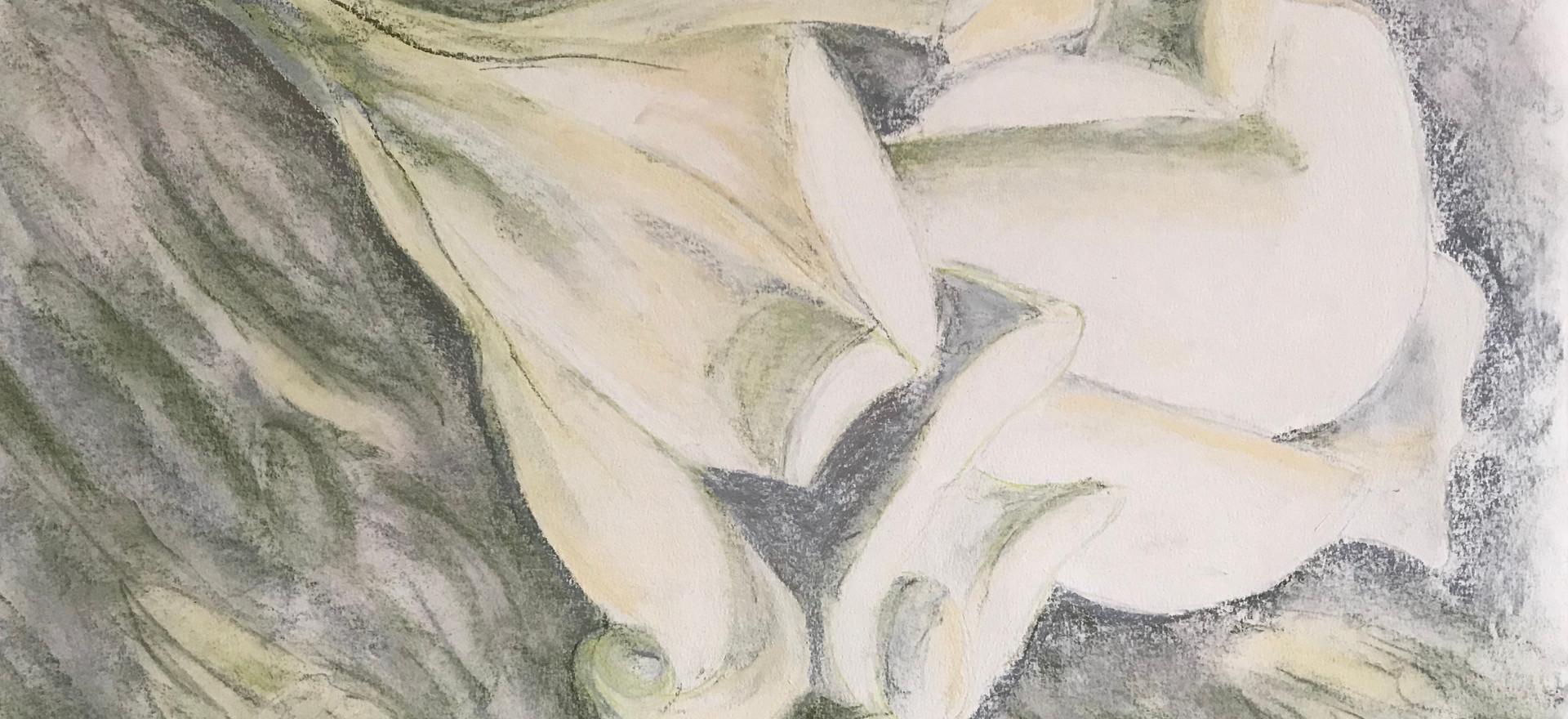 Lilianthus by Catherine Fox