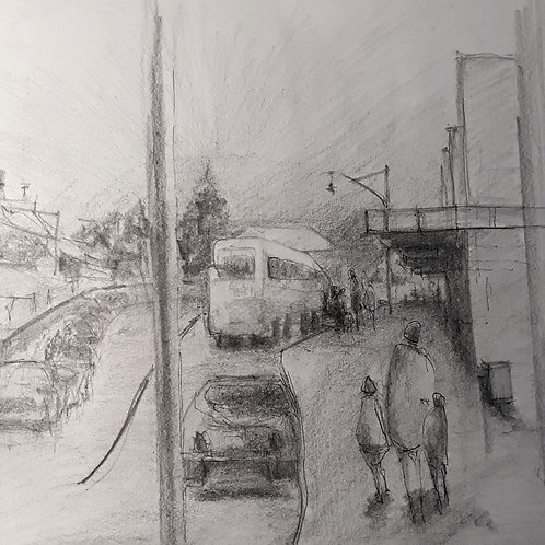 January Drawing Workshop with Grant Eyre. Sunday 24 January