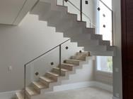 Guarda-Corpo Escada Inox