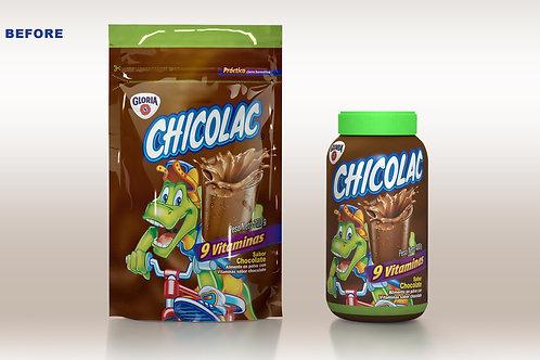 Gloria Chico-lac Chocolate