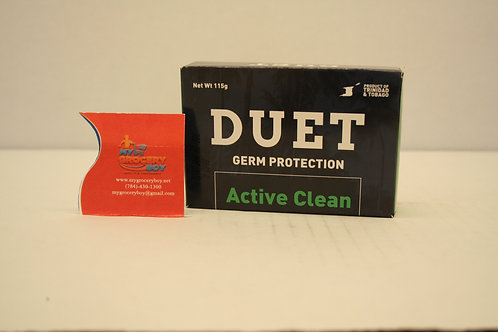 Duet Germ Protection Active Clean 115g