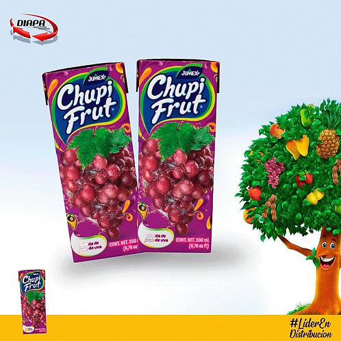 Chupifrut Grape Drink
