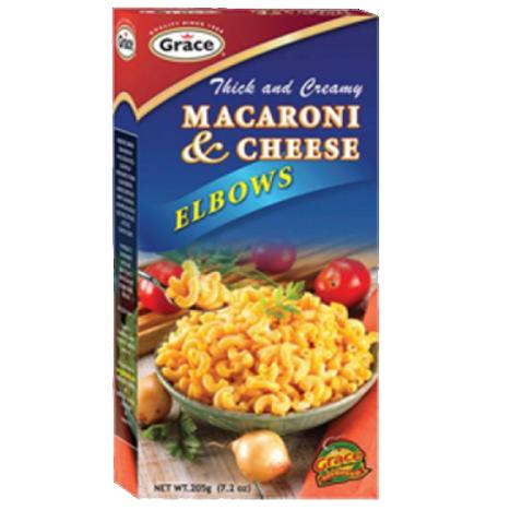 Grace Macaroni & Cheese 205G