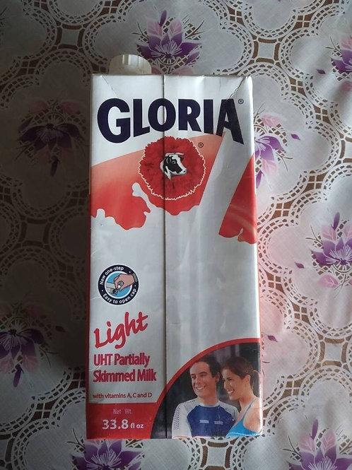 Gloria UHT Semi Skimmed Milk