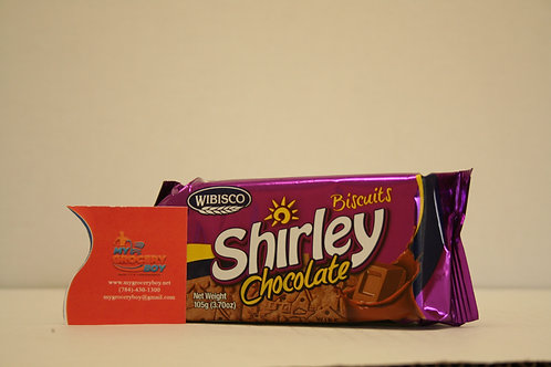 Shirley Biscuit Chocolate 4oz