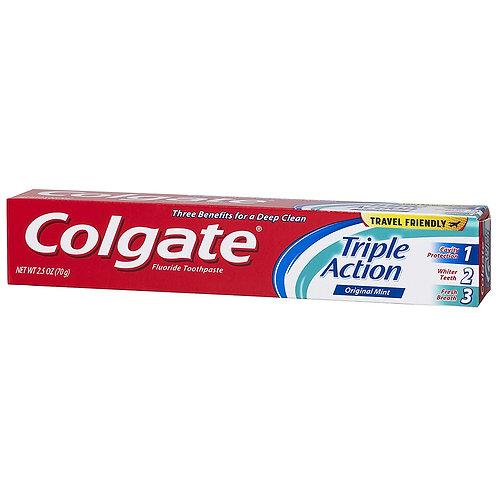 Colgate Triple  Acton 2.5oz
