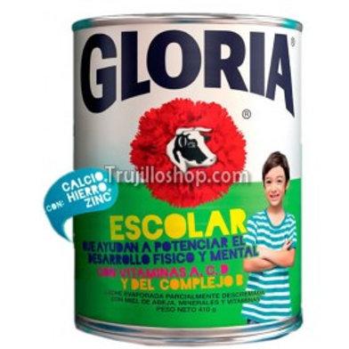 Gloria UHT Calcium + Iron Escolar Milk Milk