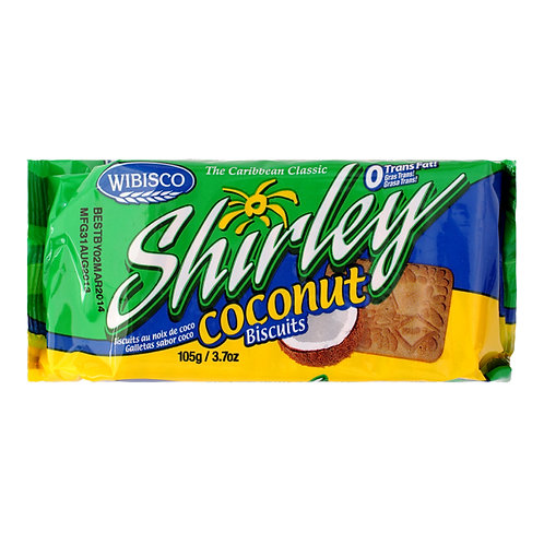 Shirley Biscuit Coconut 4oz