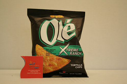 SunShine Ole Ranch Mexican Tortilla Chip 36g