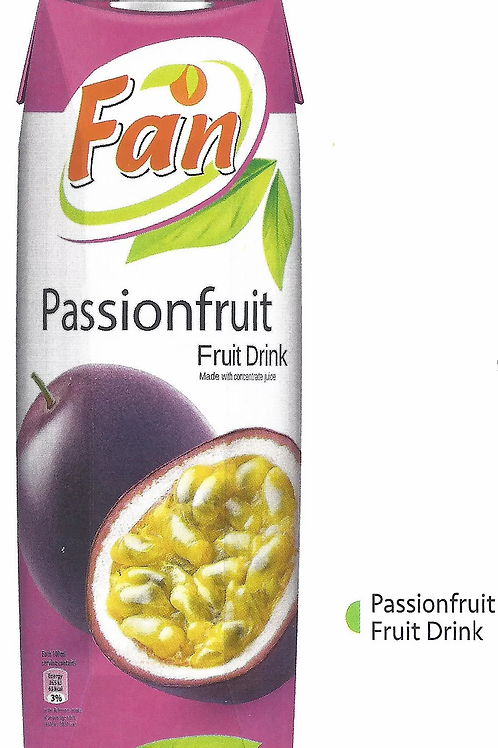 Fan Passionfruit1lt