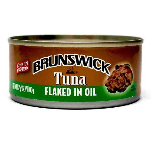 BRUNSWICK Tuna flaked in oil