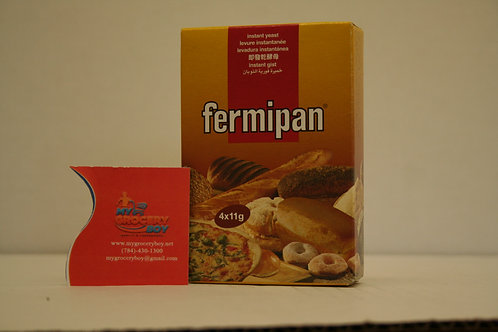 Fermipan instant Yeast 11g