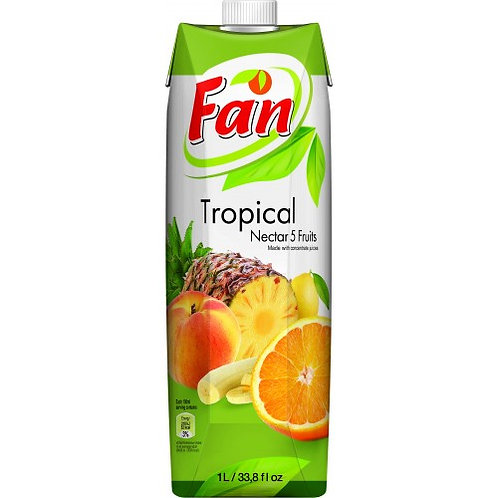 Fan Tropical Nectar 1Lt