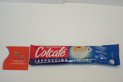 Colcafe Cappuccino Classic Vanilla 18g