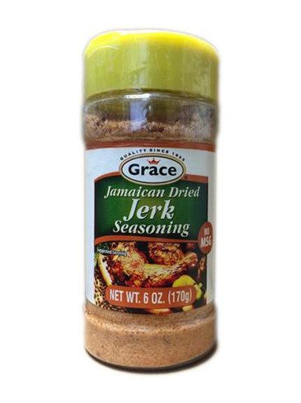 Grace Jerk Dried Seasoning 170G