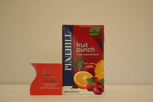 PINEHILL FRUIT PUNCH 250ml