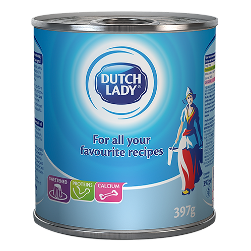 DUTCH LADY SWEETENED CONDENSED MILK 397g