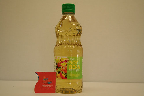 Sunrise Soya Veg Oil 500ml
