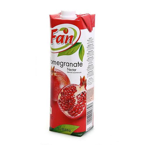 Fan Pomegranate Nectar 1lt